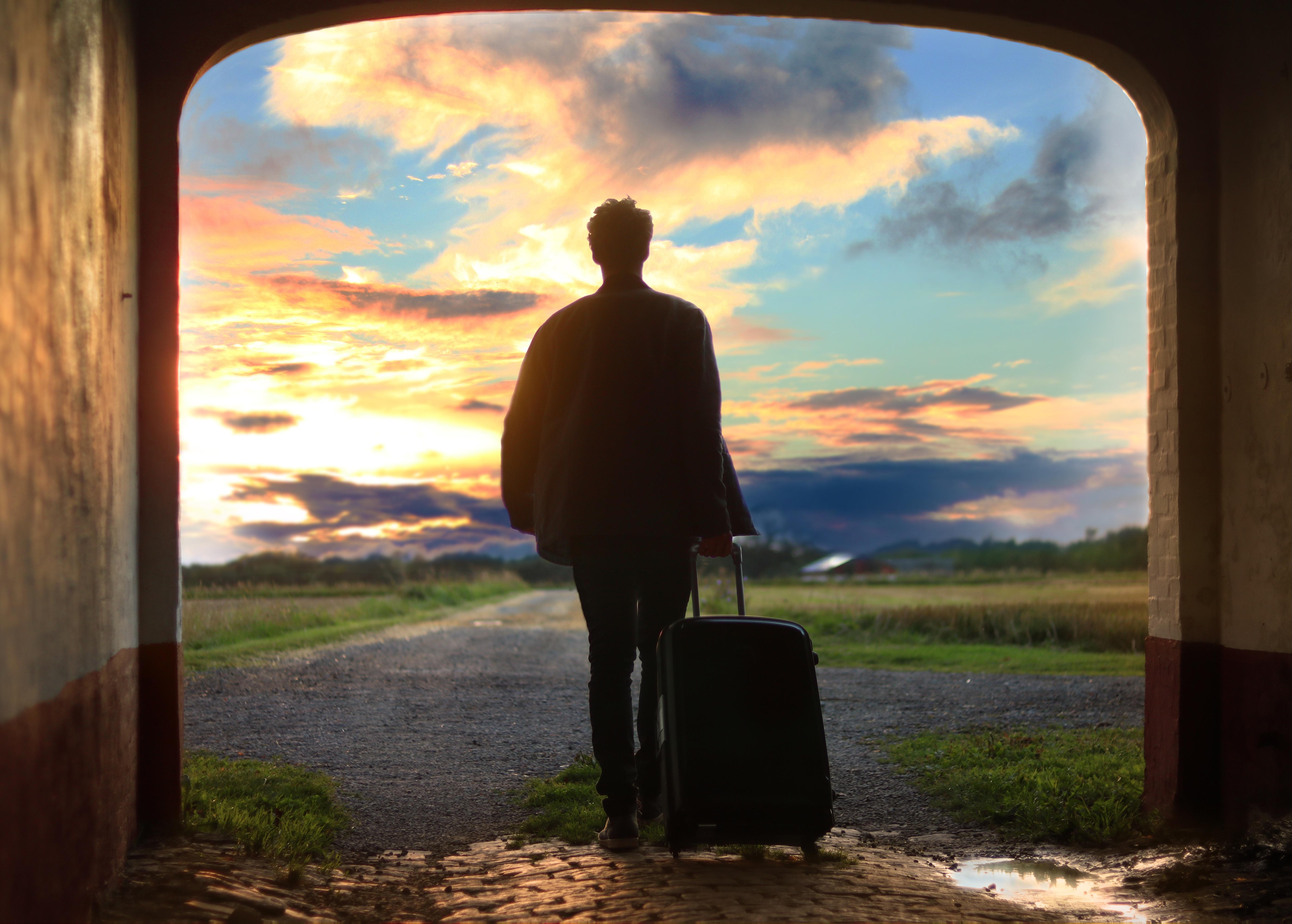 Abschied nehmen – eine Momentaufnahme