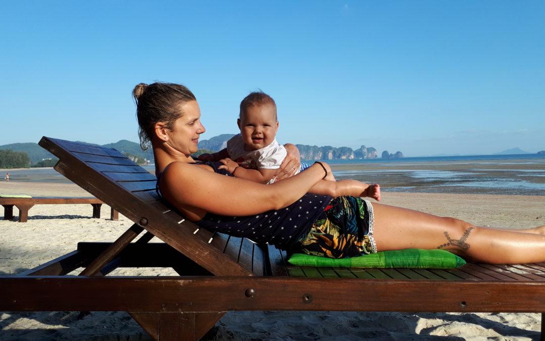 Lust auf Thailand: Mit 2 Kids durch die Welt – Teil 4 (Ao Nang)