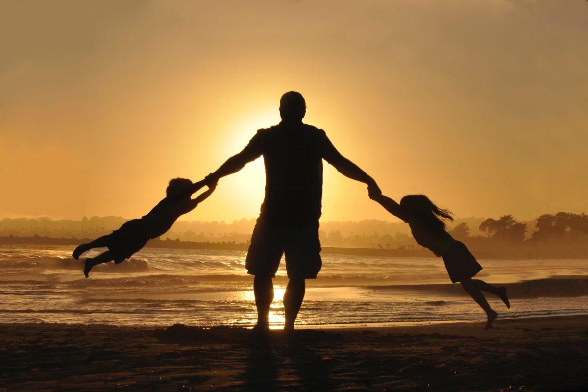 Papa-Kind-Zeit: Die Krise als Chance