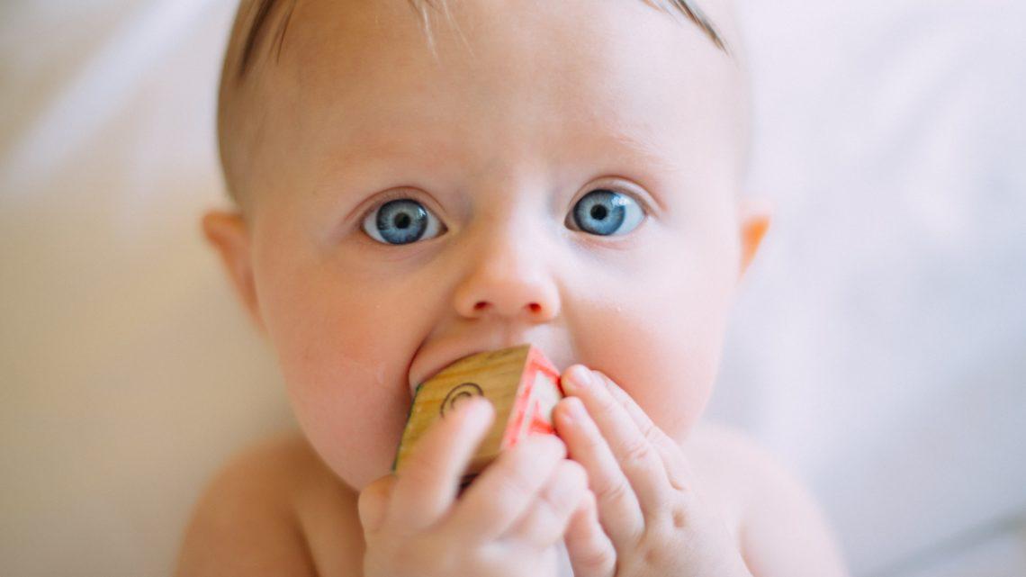 Baby Augen